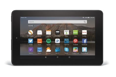 New Amazon Fire Tablet For Just $50