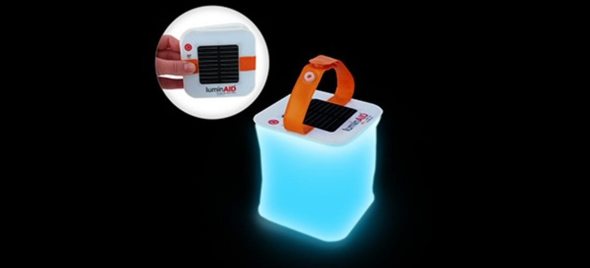 LuminAID PackLite Spectra Solar Light