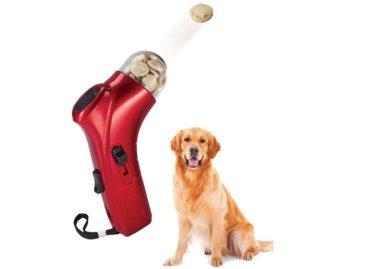 Pet Treat Launcher