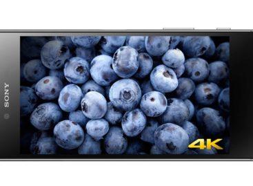 Sony Xperia Z5 Premium, World's First 4K Smartphone