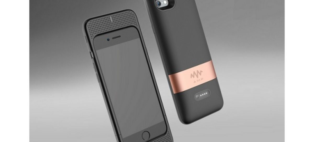 AMP for iPhones