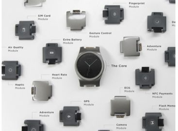 BLOCKS Modular Smartwatch