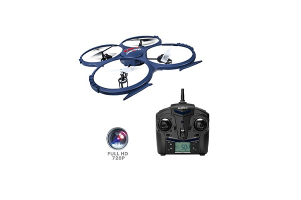 Discovery RC Quadcopter with HD Camera