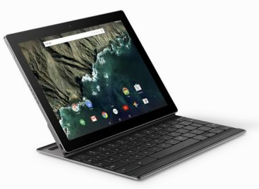 Google Introduces New Pixel C Tablet