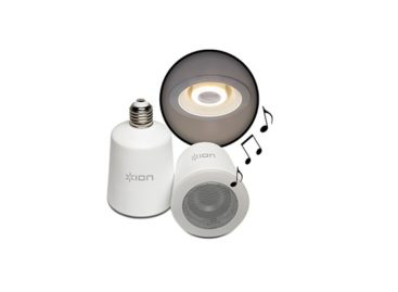 ION Sound Shine Audio Bulbs