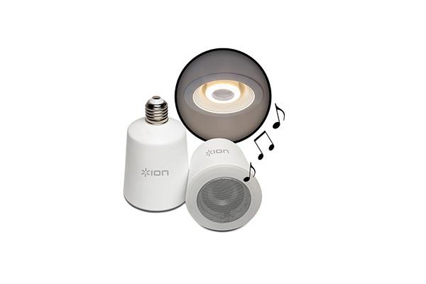 ION Sound Shine Audio Bulbs