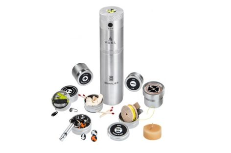 VSSL Survival Kit And Flashlight