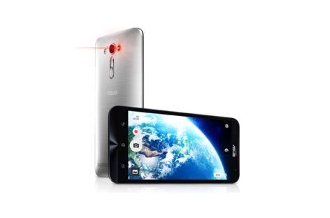 ASUS ZenFone 2 Laser Enters Premium Smartphone Market