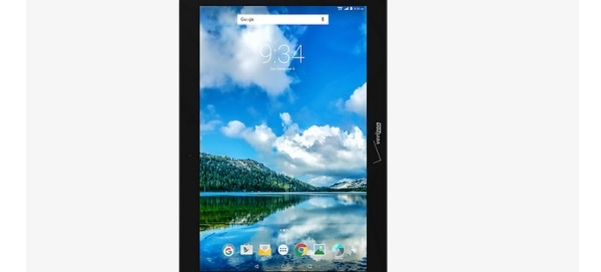Ellipsis 10 Tablet from Verizon