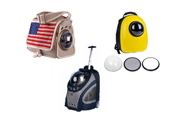 U-pet Innovative Patent Bubble Pet Carrier