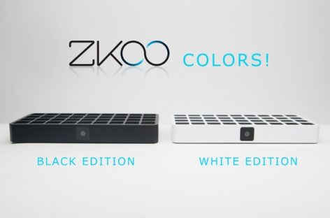 Exvision Introduces ZKOO Gesture Tracking Camera
