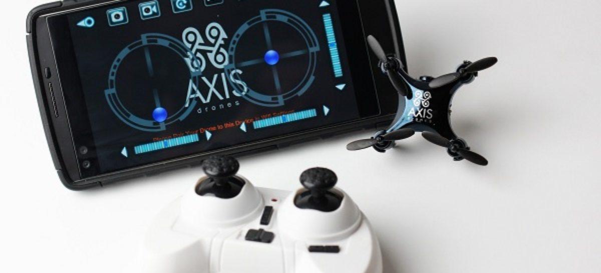 Axis Vidius – World's Smallest FPV Drone