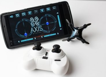 Axis Vidius – World's Smallest FPV Drone