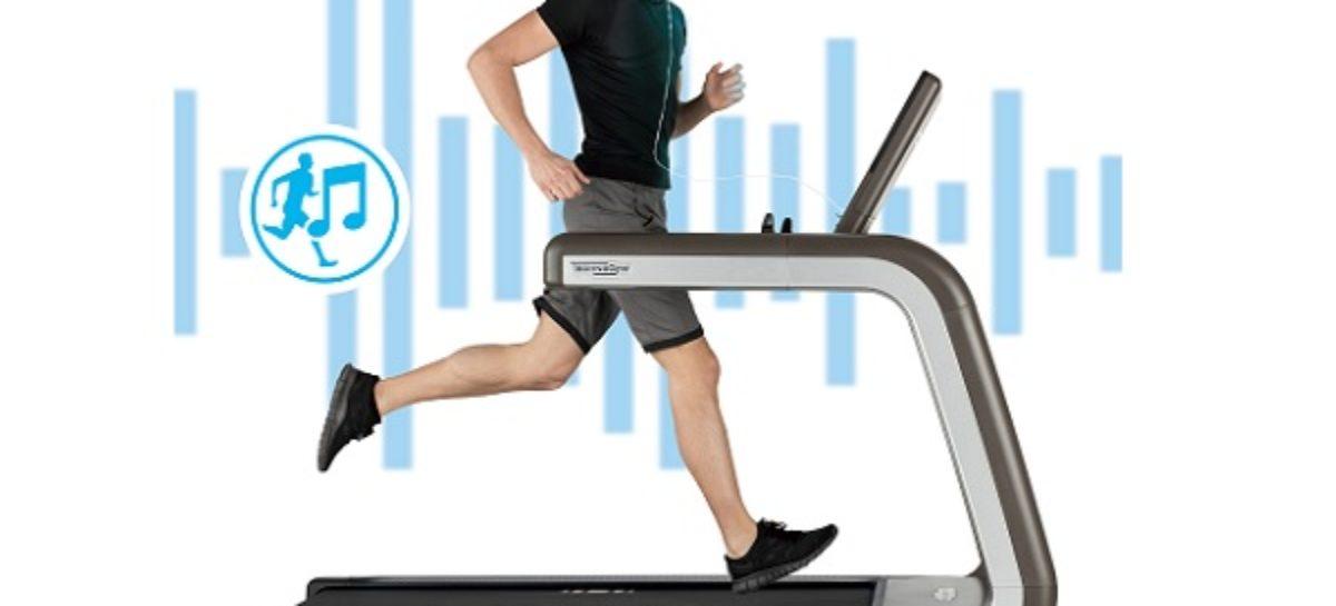 Technogym Running Music Treadmill