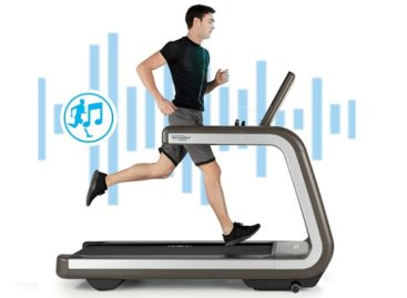Technogym Running Music Treadmill
