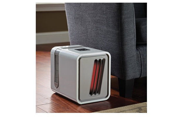 The Personal Space Heater