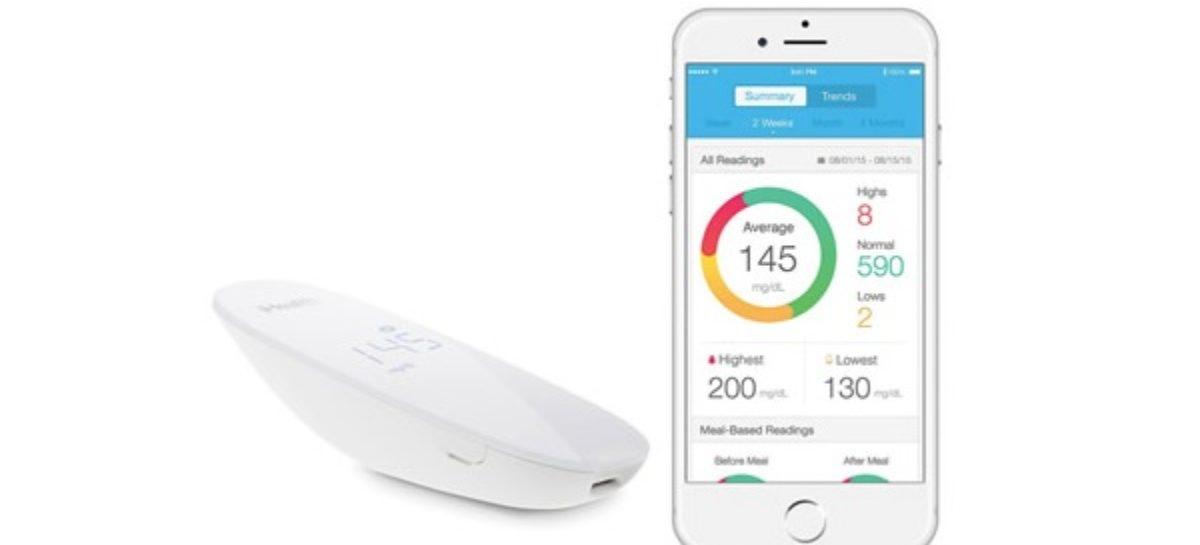 The Smartphone Glucose Meter
