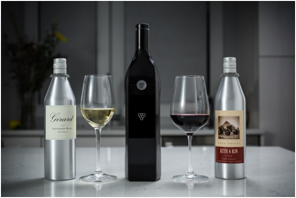 Kuvee Smart Wine Bottle