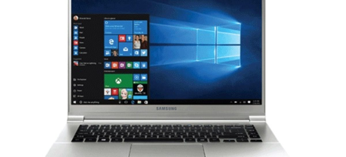 The Samsung Notebook 9 Takes The Plain Route