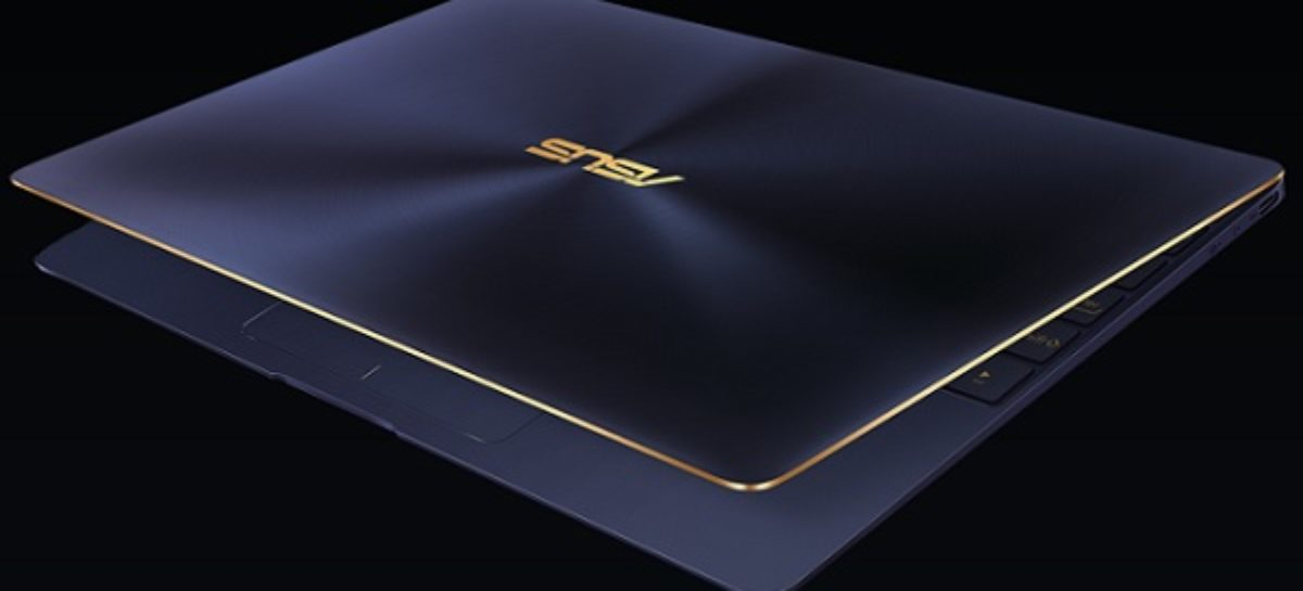 ASUS ZenBook 3 Ultraportable Laptop