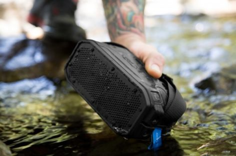 The Braven BRV-1M Portable Bluetooth Speaker
