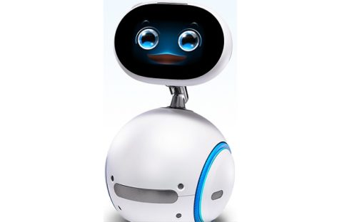 ASUS Introduces the Zenbo Robot