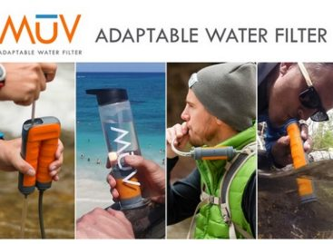 MUV Adaptable Water Filter