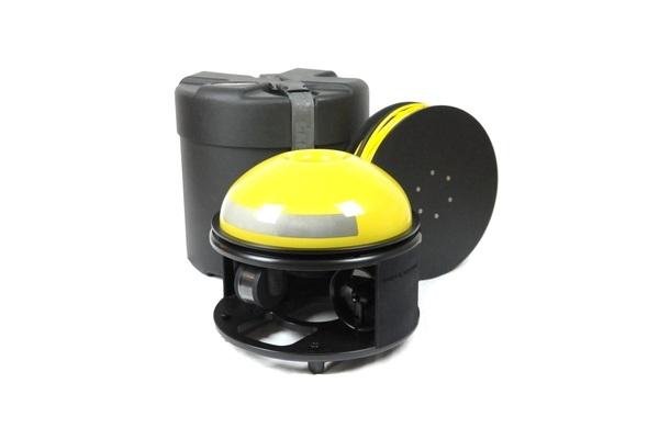 underwater explorer drone