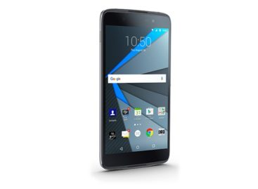The Blackberry DTEK50 Smartphone Difference