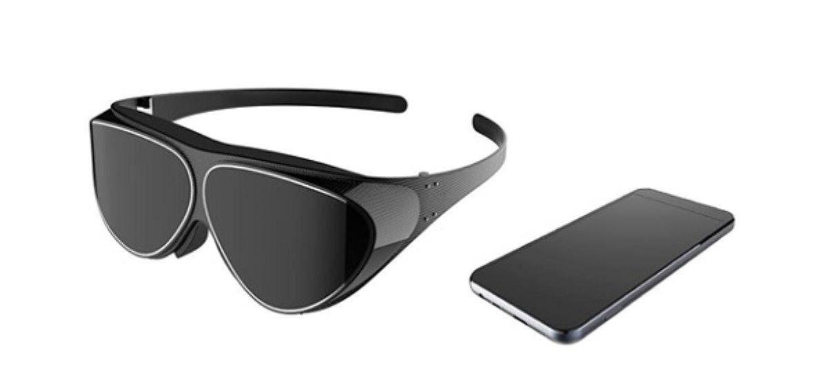 Dlodlo Glass V1 VR Glasses, The Cooler Alternative