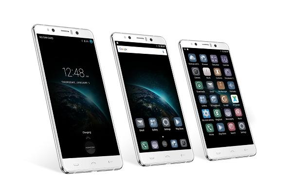 new homtom smartphone
