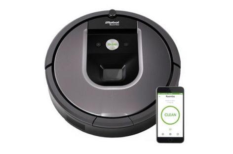 iRobot Adds New Roomba 960 To Its Robot Vacuum Line