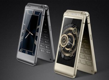 Samsung Veyron An Elegant Take On The Classic Flip Phone