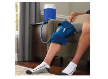 Continuous Cold Therapy Knee Wrap