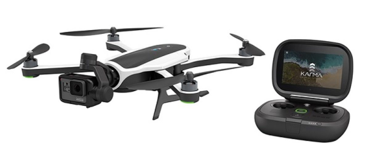 Fly With The New GoPro Karma Quadcopter