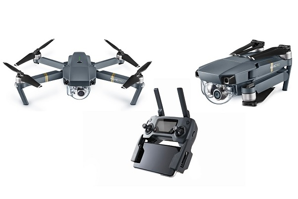 compact air drone