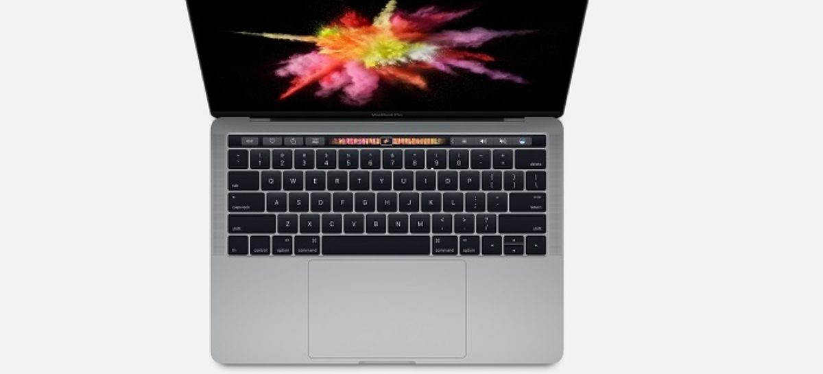 New MacBook Pro Features A Touch Bar