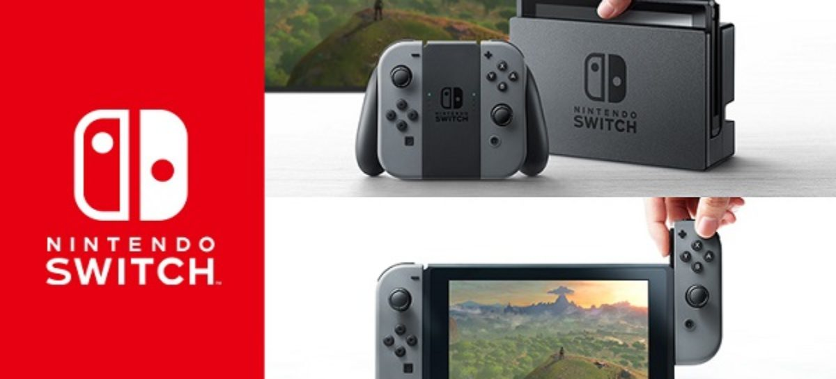 New Nintendo Switch Console Comes With A Versatile Controller