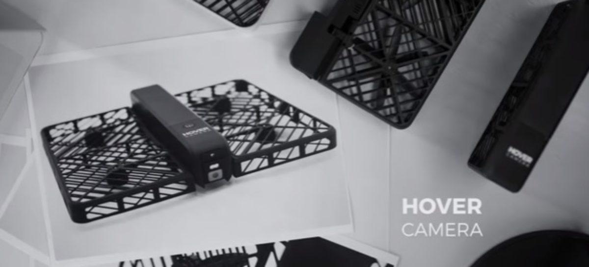 Zero Zero Robotics Hover Camera Passport