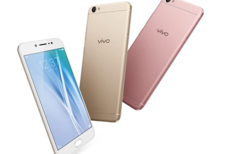 Vivo V5 Features A 20MP Camera