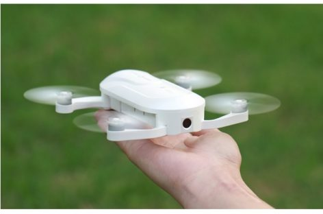 The Zerotech Dobby Pocket Drone Takes 4K Videos