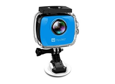 Take 360-Degree Shots With the Vyu360 Activ Action Camera