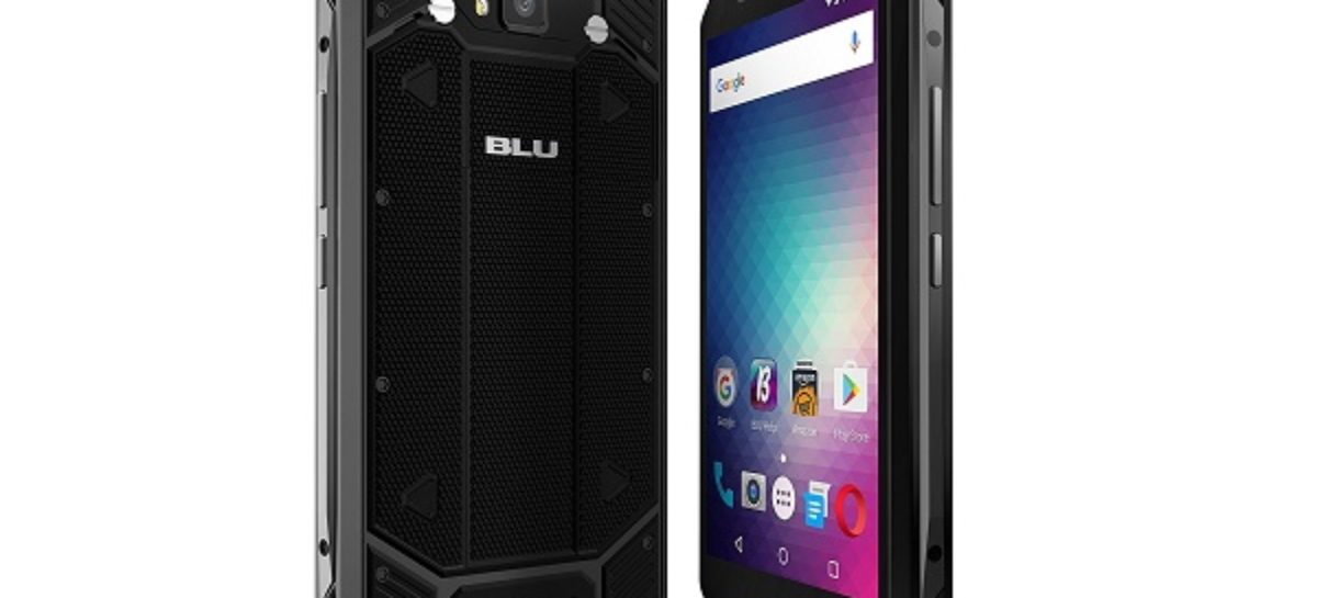 The BLU Tank Xtreme 5.0 Smartphone Is Really Tough