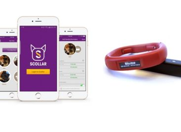 Scollar Mini Smart Collar for Pets