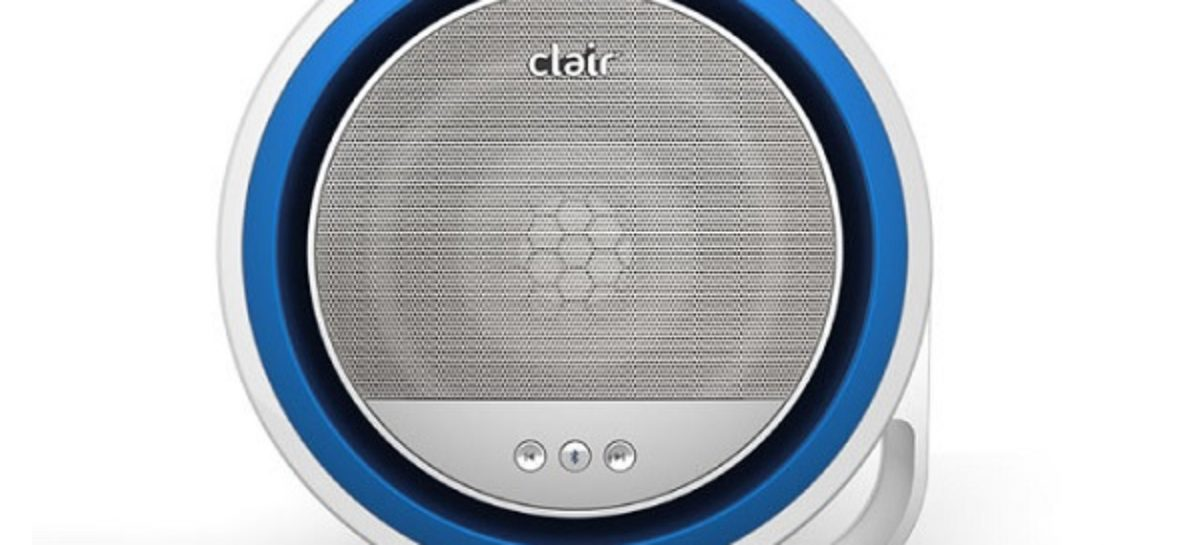 Clair-S Is An All-In-One Companion for Better Sleep