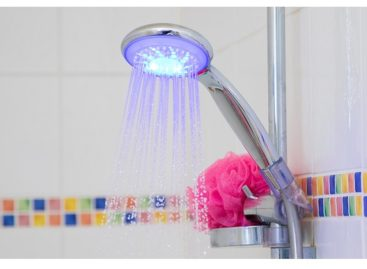 Hydrao Smart Showerheads Tell You How Much Water You've Used