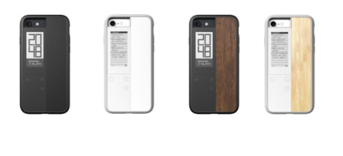 The InkCase IVY Is More Than Just An iPhone 7 Case
