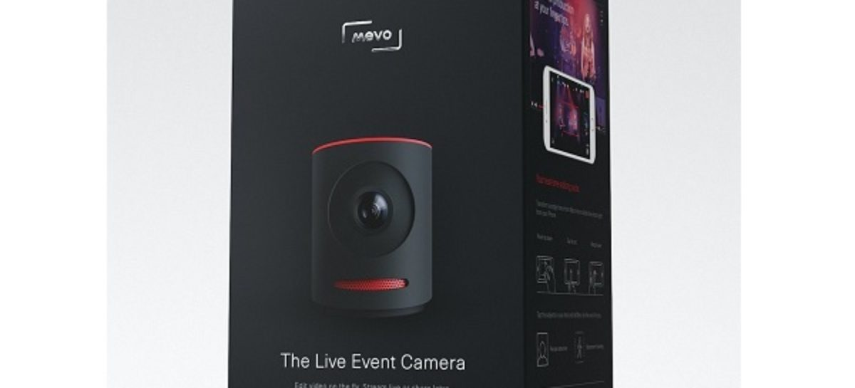 Mevo Live Event Camera for iPhone