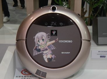 Sharp's Cocorobo Robot Vacuum Plays J-Pop Songs While Working