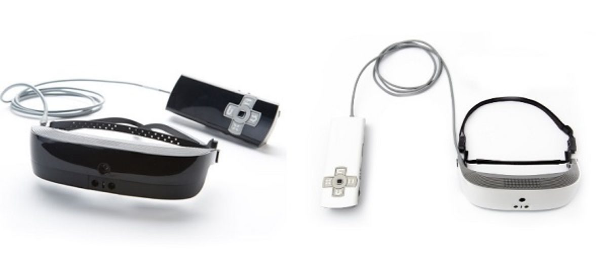 The eSight 3 Allows The Legally Blind To See